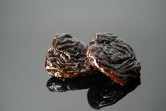 Sweet Prunes Stock Photo