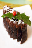Sweet pudding Stock Photos