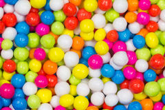 Sweet rainbow candy Royalty Free Stock Photos