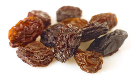 Sweet raisins Royalty Free Stock Photo
