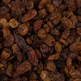 Sweet raisins background Royalty Free Stock Photography