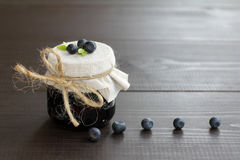 Sweet rarity delicacy  made from wild berries Royalty Free Stock Photos