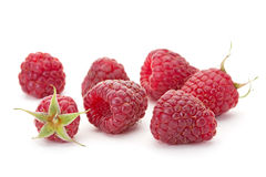 Sweet raspberry Stock Image