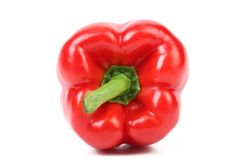 Sweet red pepper. Stock Photo