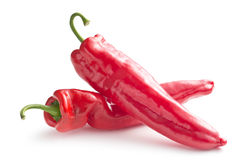Sweet red pepper Royalty Free Stock Images