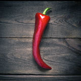 Sweet red pepper Stock Images