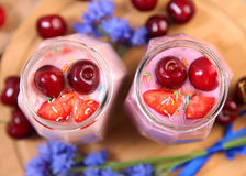 Sweet refreshment Royalty Free Stock Photography