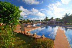 Sweet Resort Stock Photo