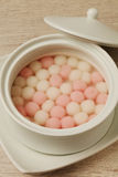 Sweet rice ball Stock Photography