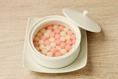Sweet rice ball Royalty Free Stock Image