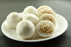 Sweet Rice dumplings of Kerala Stock Photography