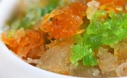 Sweet rice or Zarda Stock Photo