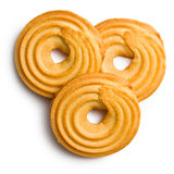 Sweet ring biscuit Royalty Free Stock Photography