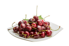 Sweet ripe cherry Stock Photography