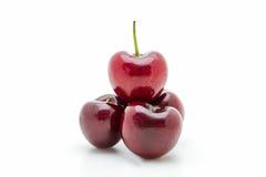 Sweet ripe cherry. Royalty Free Stock Photos