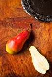 Sweet ripe pear Stock Photography