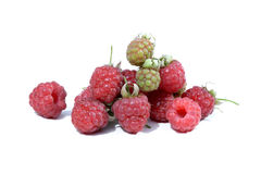 Sweet ripe raspberry Royalty Free Stock Photo