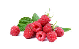 Sweet ripe raspberry Royalty Free Stock Photography