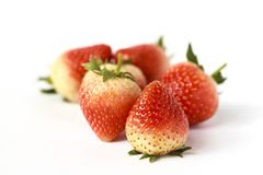 Sweet ripe strawberries Stock Photography