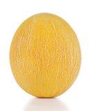 Sweet ripe yellow melon Stock Photo