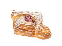 Sweet roll Stock Image