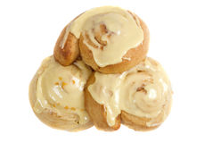 Sweet Rolls Royalty Free Stock Photography