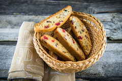 Sweet rusks Stock Image
