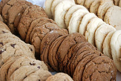 Bakery cookies Stock Photography