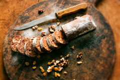 Sweet sausage Stock Images