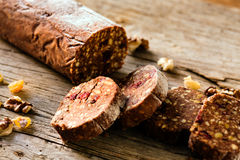 Sweet sausage Royalty Free Stock Images