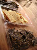 Sweet sesame brittle Royalty Free Stock Photography