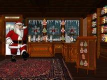 Sweet Shop. 3d render of Sweet Shop Stock Photos