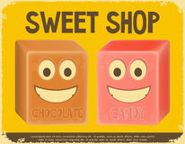 Sweet Shop Stock Image