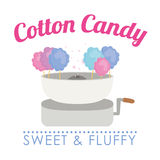 Sweet shop. Design, vector illustration eps10 graphic Stock Images
