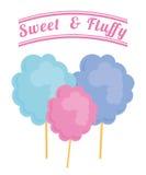 Sweet shop Royalty Free Stock Photos