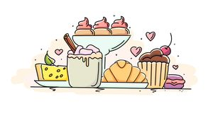 Sweet-shop Royalty Free Stock Photography
