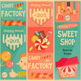 Sweet Shop Royalty Free Stock Photography