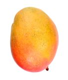 Sweet single mango Stock Image