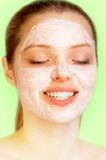 Sweet skincare. Stock Images