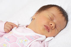 Sweet sleep Royalty Free Stock Photo