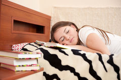 Sweet sleeping Stock Photo