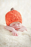 Sweet sleeping baby Royalty Free Stock Images