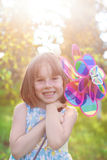 Sweet smiling girl Royalty Free Stock Image