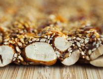 Sweet snack from Cyprus Stock Photography