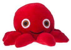 Sweet and soft octopus, a perfect gift for home or decoration Stock Photo