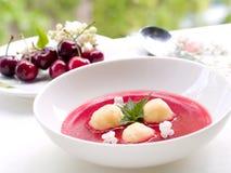 Sweet soup Stock Photo
