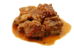 Sweet sour pork Stock Photos