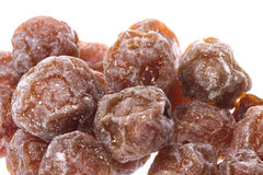 Sweet and Sour Prunes Royalty Free Stock Images