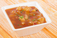 Sweet & Sour Sauce Royalty Free Stock Photography