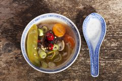 Sweet and sour soup Stock Image